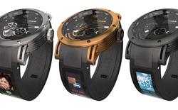 Kairos T-band: đồng hồ cơ khí và dây đeo điện tử, tại sao không?