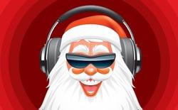 Đón giáng sinh với những bản nhạc do chính ông già Noel làm DJ