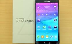 """Lộ diện Galaxy Note 4 Pro sử dụng vi xử lý """"khủng"""" Snapdragon 810"""
