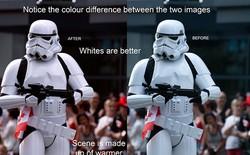 Sửa ám màu và cân chỉnh tương phản bằng công cụ Levels của Photoshop