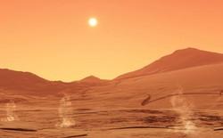 Manh mối về sự sống vừa được tìm thấy tại sao Hỏa