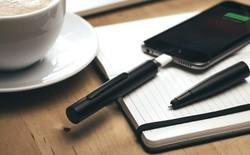 Chiếc bút đầu tiên trên thế giới tích hợp pin ngoài cho di động
