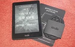 Đập hộp Kindle Voyage - Máy đọc sách màn hình nét như sách giấy