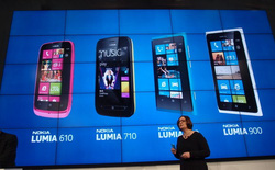 Lumia 520 vẫn là thiết bị chạy Windows Phone phổ biến nhất