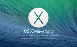 Apple phát hành OS X Mavericks 10.9.3 Beta cho lập trình viên