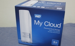 Đánh giá ổ cứng mạng WD My Cloud - Giải pháp đám mây cho hộ gia đình