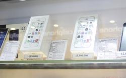 """iPhone """"xách tay"""" được bảo hành chính hãng tại VN, hàng """"công ty"""" sẽ sống sao?"""