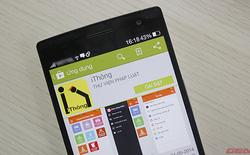 Dùng thử iThông: Ứng dụng cần thiết cho người dùng tham gia giao thông