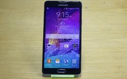 Trên tay Galaxy Note 4 phiên bản Hàn đầu tiên tại Việt Nam, giá 16,5 triệu đồng