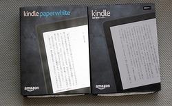 Mở hộp Kindle và Kindle PaperWhite 2014 tại Việt Nam