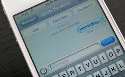 Trưởng nhóm iMessage của Apple tách ra làm ứng dụng nhắn tin riêng