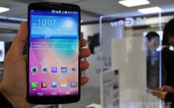 Đọ cấu hình loạt 'quái vật' LG G Pro 2, Lumia 1520, Galaxy Note 3 và HTC One Max
