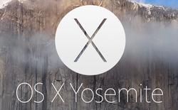 Khoác áo OS X Yosemite 10.10 cho Windows