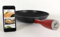"""Chảo thông minh Pantelligent: Đến """"gà trống"""" cũng biết nấu ăn ngon"""