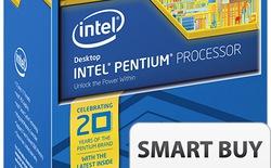 Chip máy tính kỉ niệm 20 năm thương hiệu Pentium và tương lai ở thị trường Việt Nam