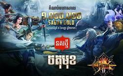 Campuchia tấn công thị trường game online Việt