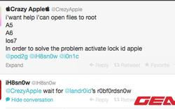 """Hacker đang phát triển công cụ """"bẻ khóa"""" Activation Lock trên iOS 7"""