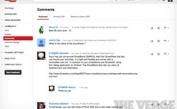 YouTube nâng cấp hệ thống quản lý bình luận mới