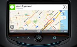 Hệ điều hành iOS sẽ xuất hiện trên các dòng xe Ferrari, Mercedes và Volvo