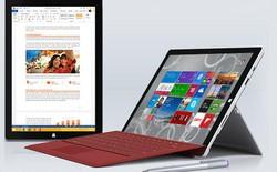 Microsoft âm mưu lật đổ iPad bằng Surface 4 phiên bản 8 inch