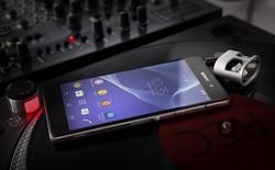 Sony đã nâng cấp gì trên màn hình Xperia Z2?