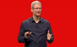 Nhạc chờ của Apple và câu chuyện về Tim Cook