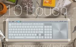 """101 Touch: Bàn phím với 72 """"phép thần thông"""" dành cho tương lai"""