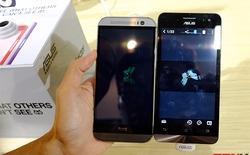 Công nghệ PixelMaster trên Asus Zenfone chụp thiếu sáng thế nào?