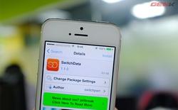 Cydia: Tự động chuyển đổi tín hiệu Wi-Fi và 3G khi mạng yếu trên iPhone