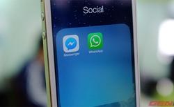 WhatsApp và Messenger sẽ là hai hướng đi hoàn toàn độc lập của Facebook