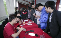Sôi nổi buổi offline cộng đồng LG Optimus G tại Hà Nội