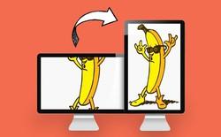 Xoay dọc màn hình: Xu hướng mới của người dùng internet