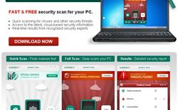 Kaspersky Security Scan - Kiểm tra nhanh tính an toàn của Windows