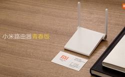 Xiaomi ra mắt Mi Router Nano giá chưa tới 300 ngàn đồng