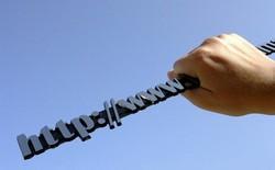 """Báo điện tử, mạng xã hội phải sử dụng ít nhất 1 tên miền """".vn"""""""