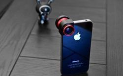 Mắt tròn mắt dẹt với loạt phụ kiện iPhone độc nhất vô nhị