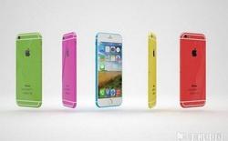 Rò rỉ iPhone 6c vỏ kim loại nhiều màu, cảm biến vân tay, ra mắt tháng 2?