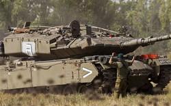Vũ khí bí mật của Israel giả dạng xe tăng