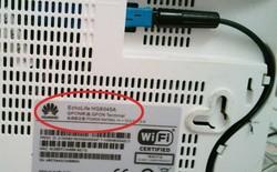 VNPT và Huawei lên tiếng vụ modem không đổi được mật khẩu