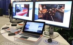 IDF 2015: Hub Thunderbolt 3 có khả năng bổ sung đồ họa rời cho laptop