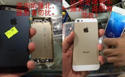 """Cảnh báo lừa đảo """"Hô biến"""" iPhone 5 thành iPhone 5s"""