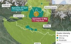 Nepal lại động đất kinh hoàng, Viber miễn phí dịch vụ gọi điện
