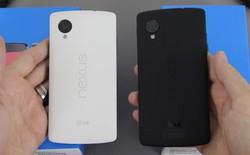Smartphone Nexus mới sẽ có 2 phiên bản do LG và Huawei sản xuất?