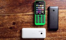 Microsoft ra mắt Nokia 215 rẻ nhất từ trước tới nay