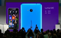 Tháng 4: Bộ đôi Lumia 640/640 XL bán tại Việt Nam với giá 3,49 và 4,99 triệu đồng?