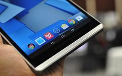 Cận cảnh Pro Slate 8: thiết kế nhôm, màn hình nét như iPad, bút stylus tích hợp microphone
