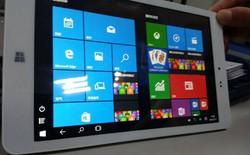 Lộ diện tablet chạy Windows 10 đầu tiên tại Trung Quốc