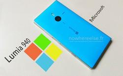 Thêm thông tin xác nhận siêu phẩm Lumia 940 XL: màn hình 2K, chạy Windows 10 Mobile