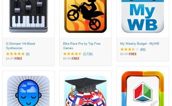 Amazon miễn phí 38 app, game cho Android trị giá 110 USD