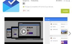 Google chính thức phát hành ứng dụng quản lý mail Inbox